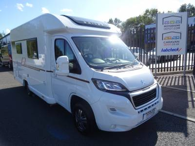Bailey Advance 66-2 2019 2 Berth End Washroom Low Line Motorhome For Sale