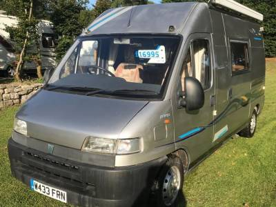 Timberland Freedom Van Conversion For Sale