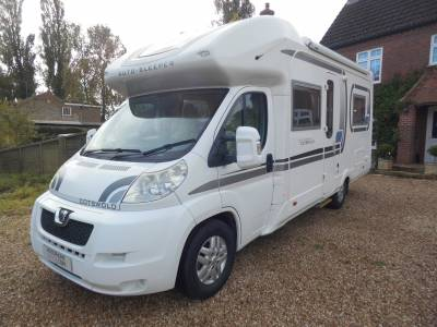 Autosleeper Cotswold 4 Berth low millage 2011