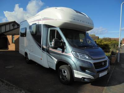 Auto-Trail Tribute T625