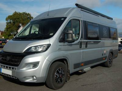 2017 Autotrail V-Line 635SE 2 berth hightop campervan
