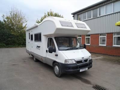 Laika Ecovip Family 2.1 7 Berth 5 Travel seats Motorhome Camper Van For Sale