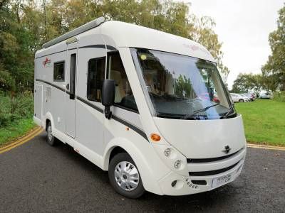 Carthago Compactline i138, 2-Berth, Read Double Bed, A-Class Motorhome for Sale