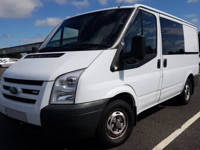 Ford Transit Day Van