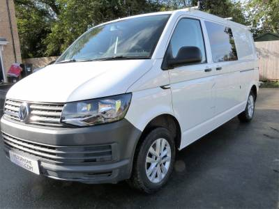 VW T6 Transporter campervan conversion