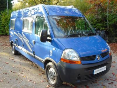 Devon Monte Carlo 4 berth campervan for sale