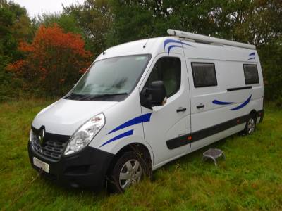 Renault Master 2017 3 Berth Motorhome For Sale