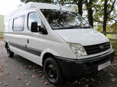 LDV Maxus campervan conversion