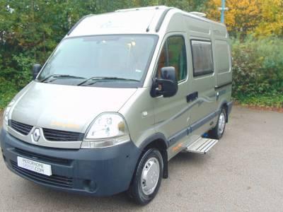 Devon Camargue 2 berth camper van for sale