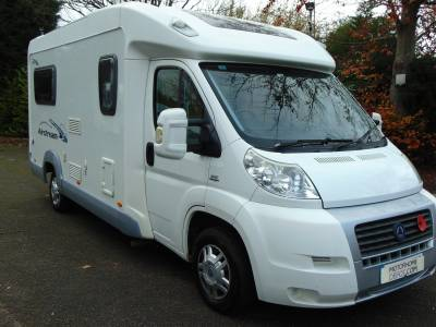 Ace Airstream 630PR 2 berth lowline coachbuilt motorhome for sale