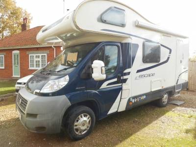 Swift Escape 624 5 Berth low mileage