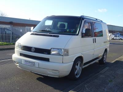 VW T4 sports camper van, 2 berth, Diesel Motorhome for sale
