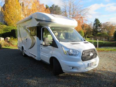 Chausson Flash 616,5 Berth Motorhome, 11500 miles, Solar Panel,Excellent condition.