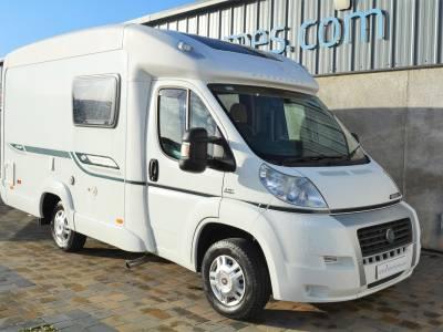 2011 Bessacarr E510