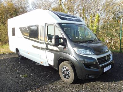 Swift Charisma Escape 694 6 berth fixed rear bed motorhome for sale