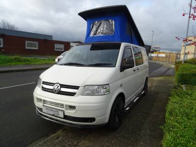 VW Camper van, T5, 2009, 4 berth camper van for sale