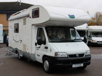 Mclouis 620 plus 6 Berth over cab bed rear bunks coachbuilt Motorhome for Sale