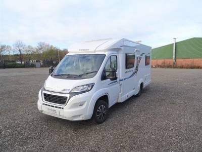 Compass Avantgarde 155 4 Berth Rear Fixed Bed Motorhome Camper Van For Sale