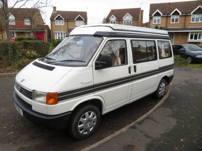 Auto-Sleepers Trooper VW T4