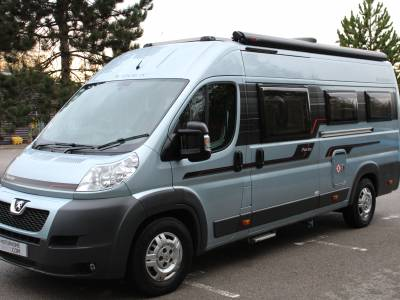 Autocruise Forte  4 berth 4 seatbelts campervan for sale