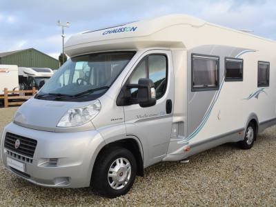 2011 CHAUSSON WELCOME 76