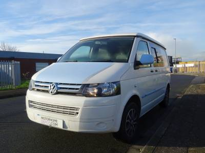 VW T5.1, 2013, 4 berth, Manual, camper van for sale