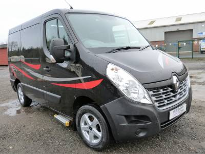 Renault Master campervan conversion