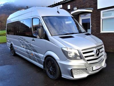 Mercedes - 2018 - 4 Berth - Luxury Sports Tourer for sale