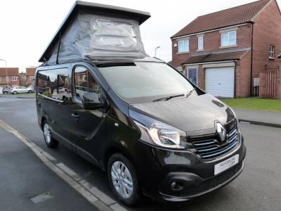 Renault Master Sport campervan conversion