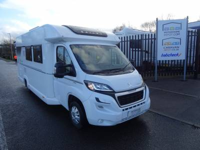 Bailey Autograph 79-4 Lowline 4 berth Rear fixed bed motorhome for sale