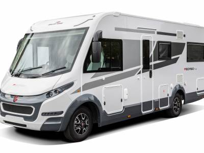 2021 Roller Team Pegaso 745 Automatic 4 Berth Rear Lounge Motorhome For Sale