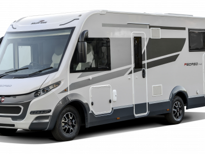 2021 Roller Team Pegaso 740 4 Berth Rear Fixed Island Bed Motorhome For Sale