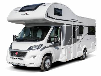 2021 Roller Team 746 6 Berth Automatic Rear U Shaped Lounge Motorhome For Sale