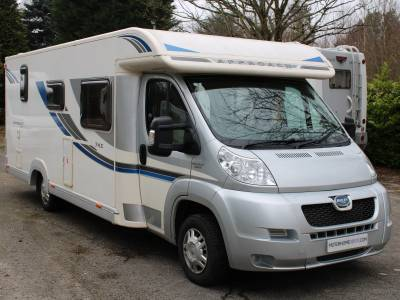 Bailey Approach 745 4 berth rear fixed bed coachbuilt motorhome for sale