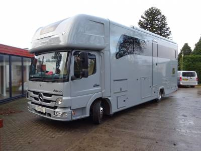 Mercedes Atego 816 Race Van/Motorhome For Sale  **PRICE REDUCED**