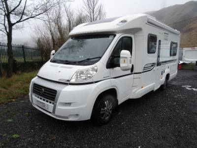 Bessacarr E560 - 2011 - 4 Berth - Rear Fixed Double Bed Motorhome for Sale