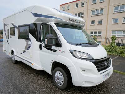 Chausson Flash 656, Low Profile, 7-Berth, 7-Seatbelts, Motorhome for Sale