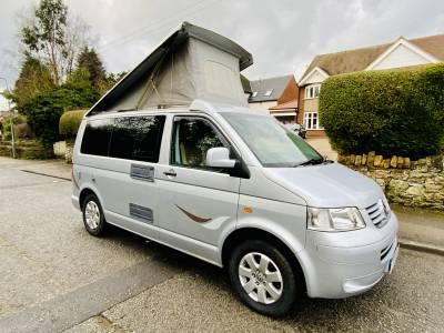 Auto sleeper Trooper Volkswagen 2 Berth Camper Van For Sale