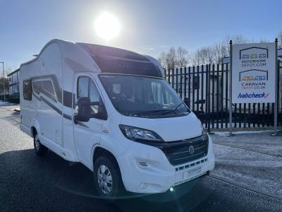 Swift Bessacarr Hi-Style 462 2015 2 Berth U Shape Lounge Motorhome For Sale