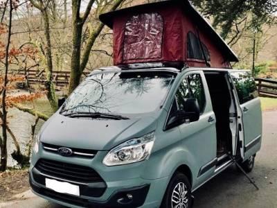 Ford Transit Custom -2014- 4 berth -Campervan (New)Conversion for Sale