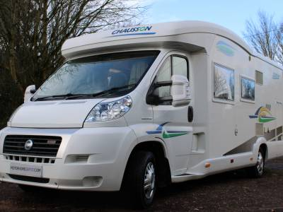 Chausson Allegro 94 3 berth rear fixed transverse bed coachbuilt motorhome for sale