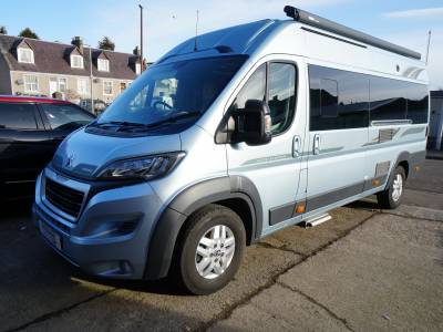 Auto-Sleepers Fairford, 4-Berth, 4-Seatbelts, End Lounge, Motorhome for Sale