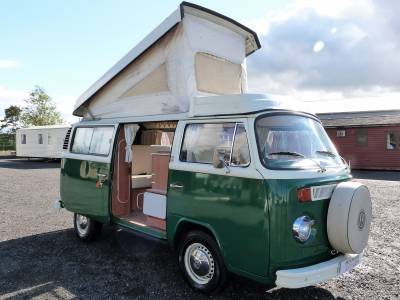 VW T2 Westfalia Campmobile