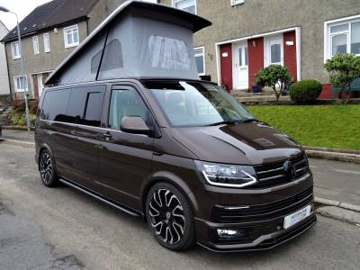 Volkswagen T6 Highline LWB - 2018 - 4 Berth - Campervan for Sale