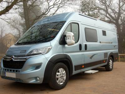 2019 Wildax Constellation 3 XL luxury 2 berth van conversion