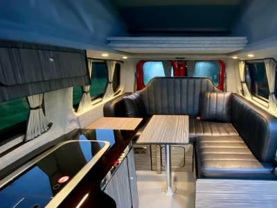 Ford Transit Camper, 4 Berth, 6 Seats, Low Mileage
