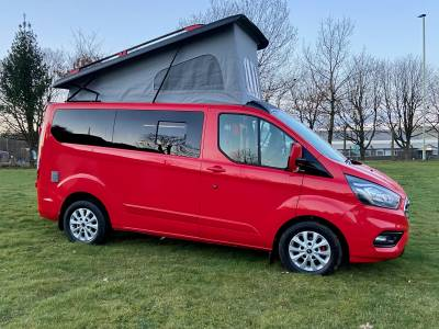 Ford Transit Camper, 4 Berth, 6 Seats, Low Mileage
