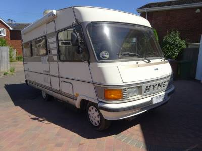 Hymer B554 for sale