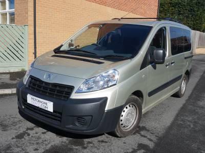 Peugeot Expert Tee Pee Camper Van