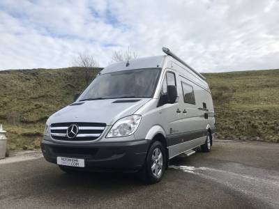 IH Oregon M on Mercedes Sprinter Van Chassis - 2 berth - Awning - luxury on wheels